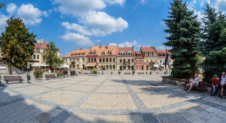 Top 5 najpiękniejszych polskich miast