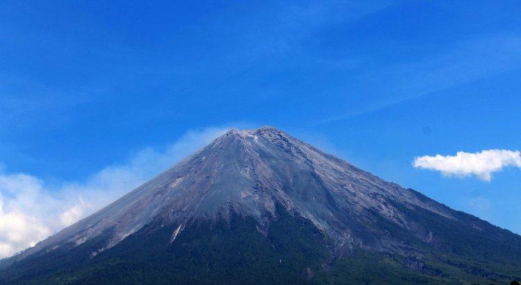 Wulkan Gunung Kerinci